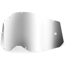 100% Anti-Fog Replacement Lenses Gen2, srebrny